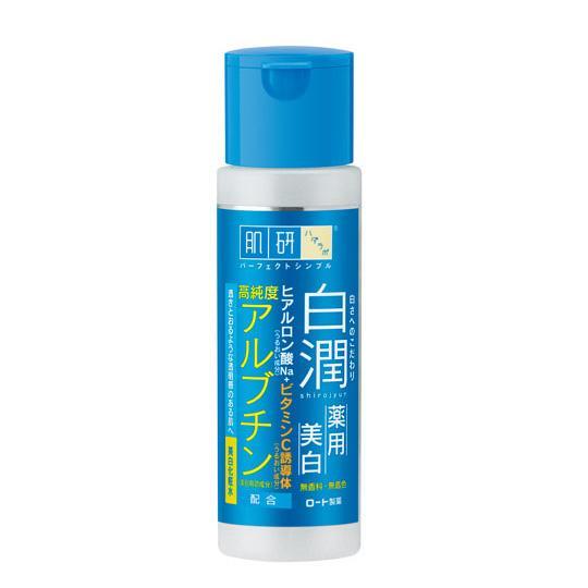 ROHTO肌研 白潤玻尿酸美白化妝水 170ml