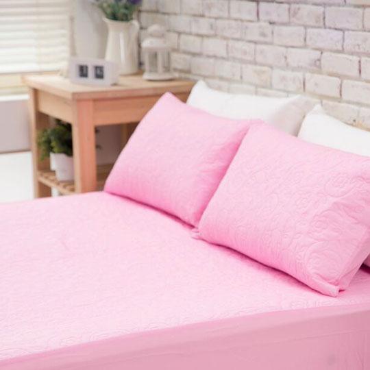韋恩寢具 MIT涼夏床包式保潔墊-雙人加大