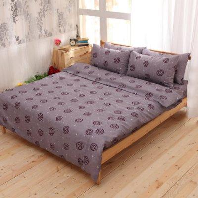【夢之語寢具】MIT台灣製-輕甜馬卡龍♥蜜桃絲床包三件套組-童之趣