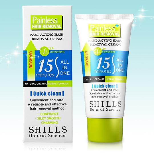 SHILLS乾淨舒爽整理毛髮乳霜